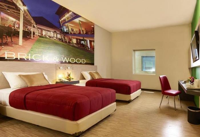 Promenade Hotel Bandung - Superior Twin