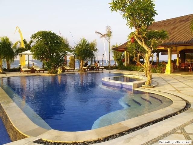 Arya Amed Beach Resort Bali - (25/Feb/2014)