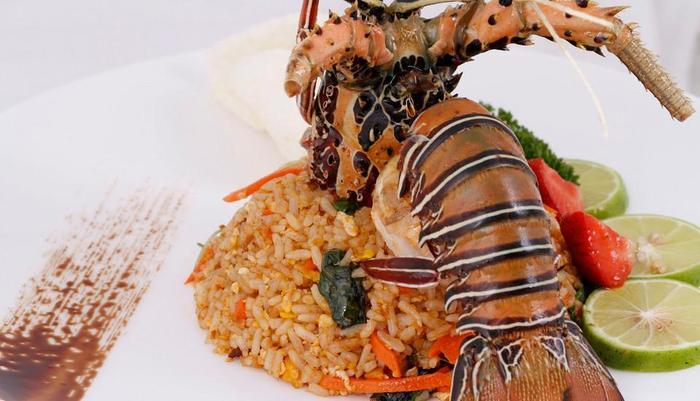Kuta Angel Bali - Nasi Goreng Lobster