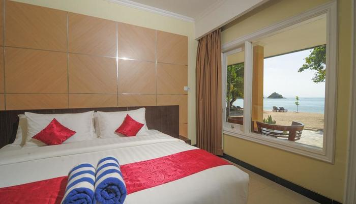 Sylvia Resort Komodo Flores - Double Bed Sea View