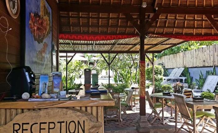 Daydream Bungalows Bali - Resepsionis