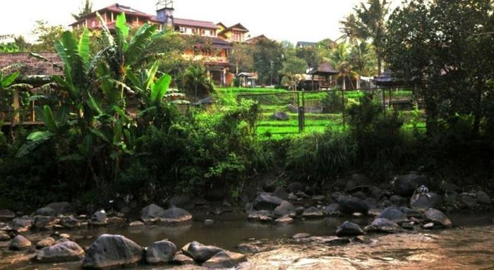 Paddy City Resort Malang - Around Hotel