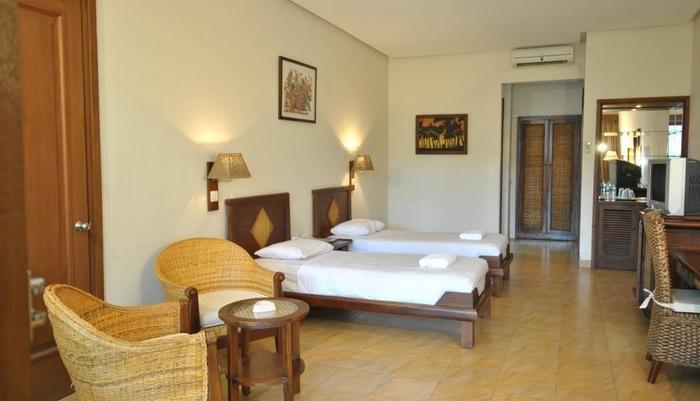 Mutiara Carita Cottages Pandeglang - Suite Room