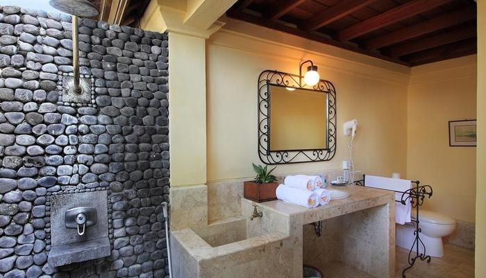 Mimpi Resort Tulamben - Ocean Deluxe Bathroom