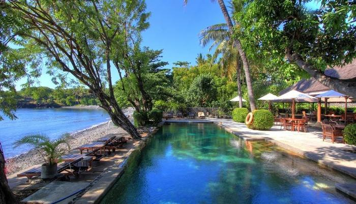 Mimpi Resort Tulamben - Pool