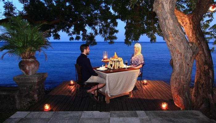 Mimpi Resort Tulamben - Romantic Dinner