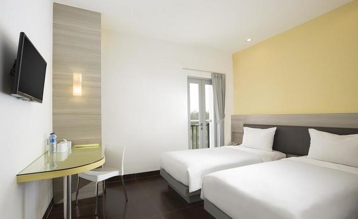 Amaris Hotel Bengkulu - room