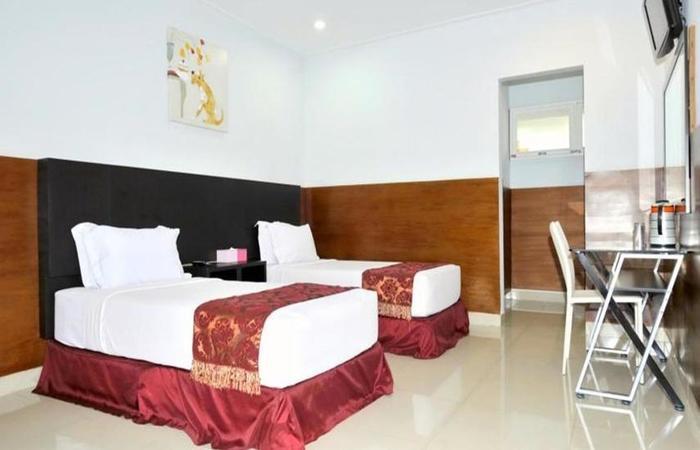 Hotel Rudang Berastagi Berastagi - Kamar tamu