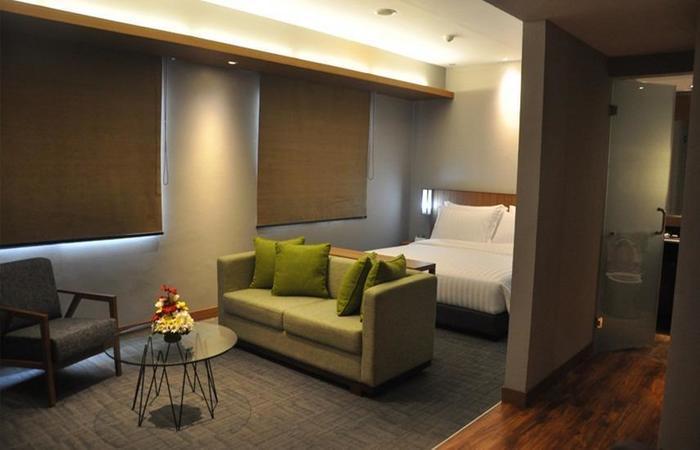BATIQA Hotel Cirebon - Satu kamar tidur
