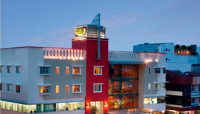 Hotel Santika Pontianak - Tampilan Hotel