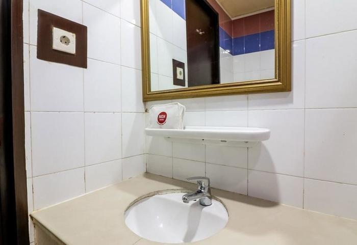 NIDA Rooms Makassar Lombok - Kamar mandi