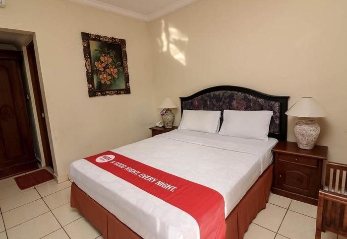 NIDA Rooms Kuta Legian Beach Bali - Kamar tamu