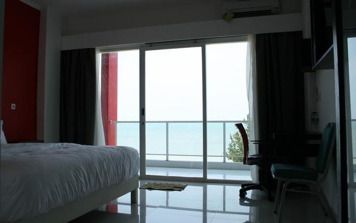Jepara Beach Hotel Jepara - Kamar Deluxe