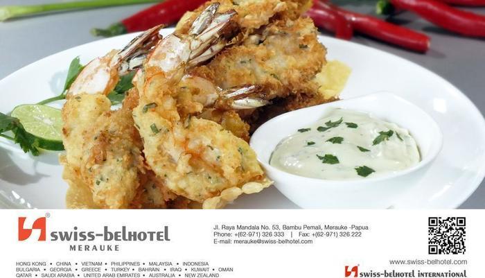 Swiss-Belhotel Merauke - SEAFOOD KERANJANG MAO SOUCE