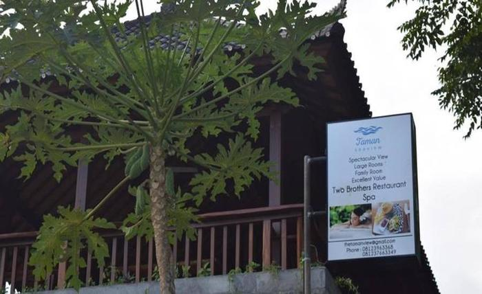 The Taman Sea View Bali - Eksterior