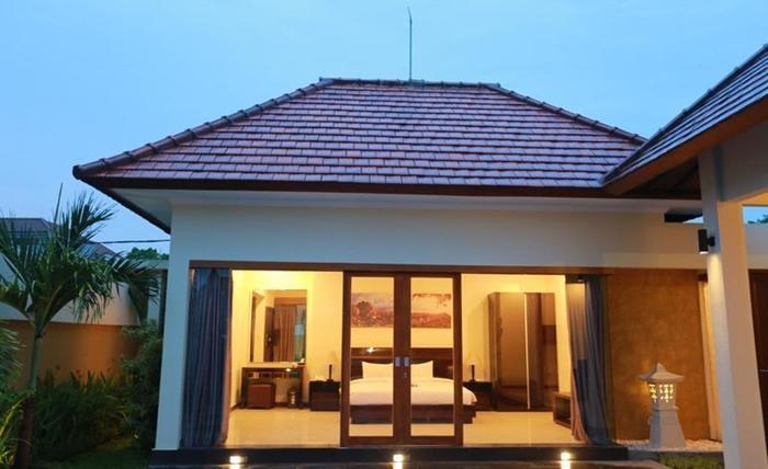 Putri Bali Villa Bali - Kamar Deluxe