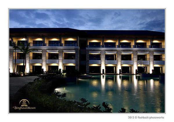 The Singhasari Resort Batu - a