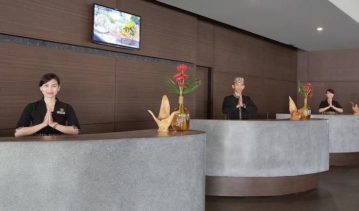 The Singhasari Resort Batu - Reception