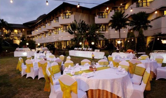 The Singhasari Resort Batu - Wedding Garden