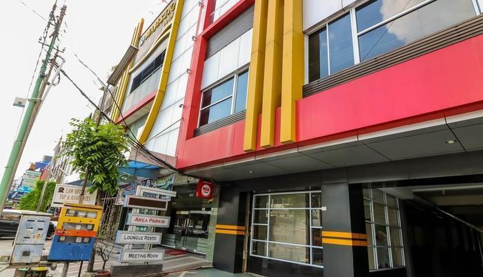 NIDA Rooms Pasar Pekanbaru Bawah Juanda Pekanbaru - Eksterior