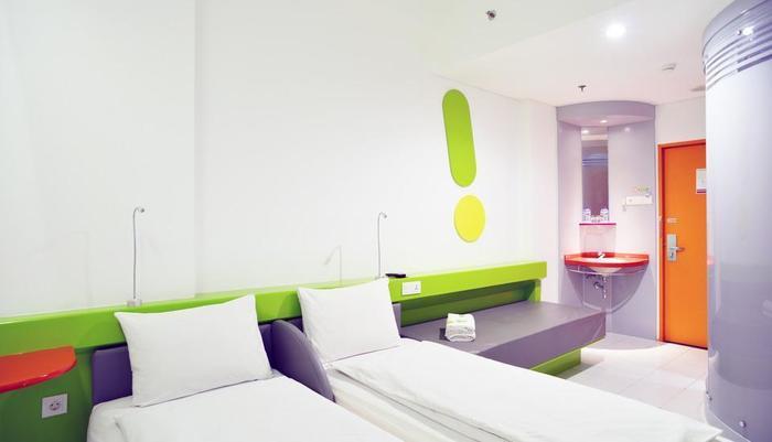 POP! Hotel Legian Dewi Sri - POP! Room Twin