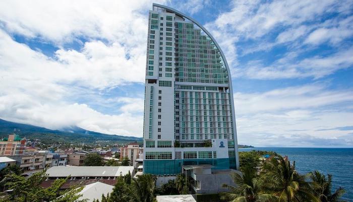 Best Western The Lagoon Hotel Manado - Gedung tertinggi di tengah kota dengan pemandangan terbaik