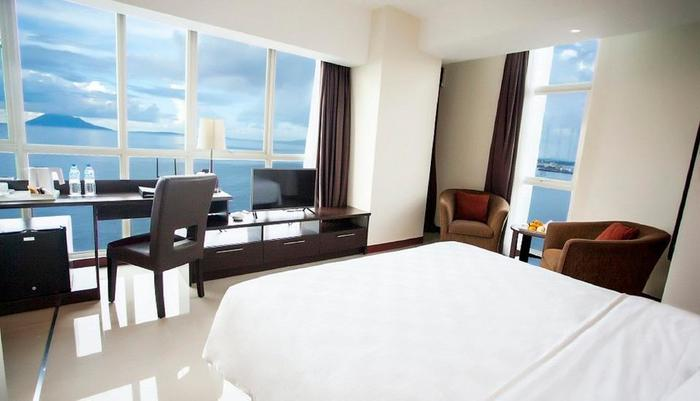 Best Western The Lagoon Hotel Manado - Deluxe Sea View BW 1