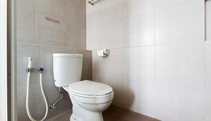 RedDoorz @Pejompongan Baru Jakarta - Kamar mandi
