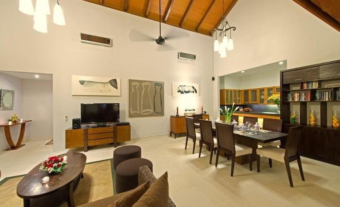 Villa Kinaree Estate Seminyak - Villa A - Ruang Makan