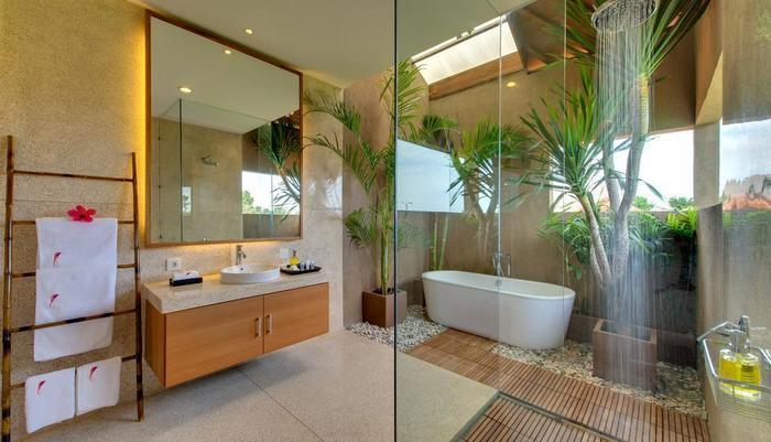 Villa Kinaree Estate Seminyak - Kamar mandi