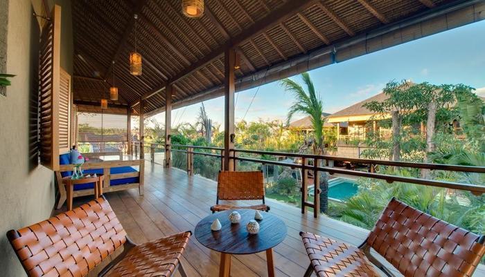 Villa Kinaree Estate Seminyak - Villa Area