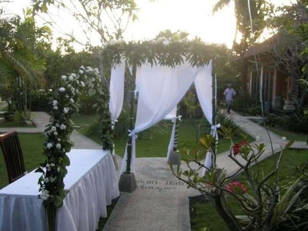 Sukun Bali Cottages Bali - upacara pernikahan