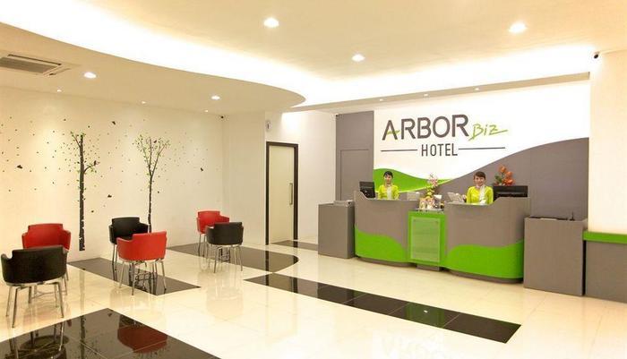 Arbor Biz Hotel Makassar - Lobi