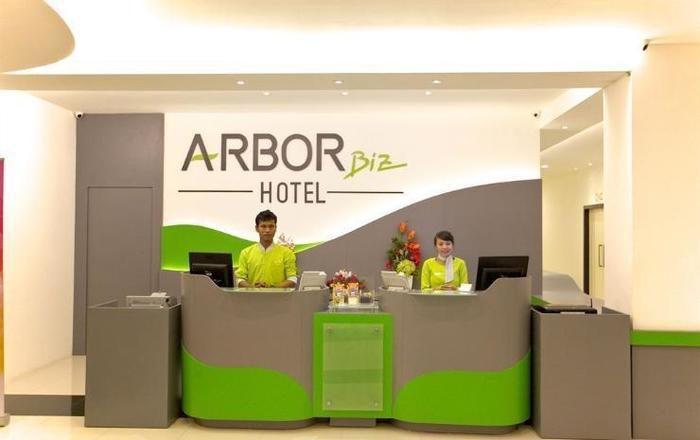 Arbor Biz Hotel Makassar - Lobby