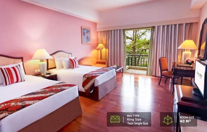 Mason Pine Hotel Bandung - Executive Twin Bed