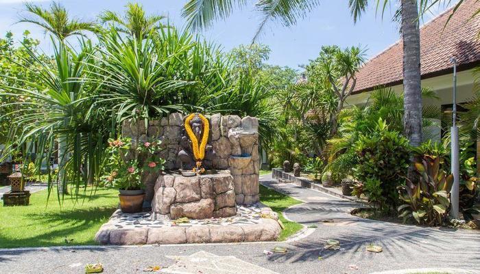 ZenRooms Uluwatu Labuan Sait Bali - Park
