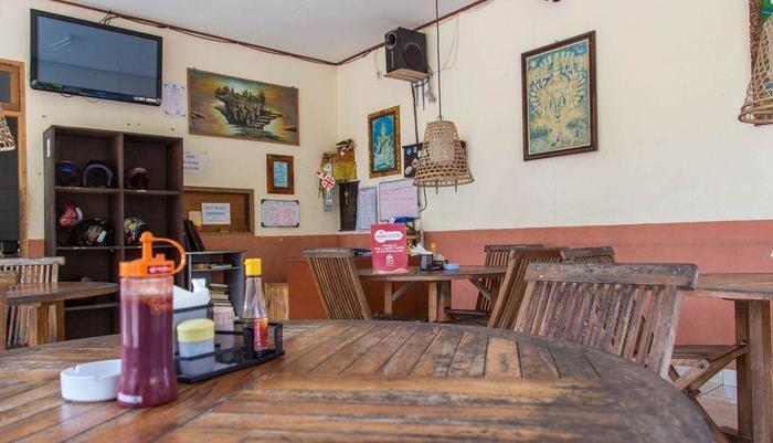 ZenRooms Uluwatu Labuan Sait Bali - Restoran