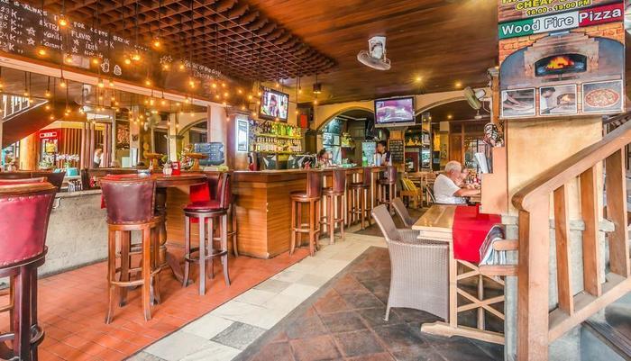 ZenRooms Legian Corner - Restoran