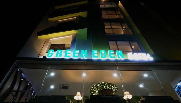Green Eden Hotel Manado - membangun