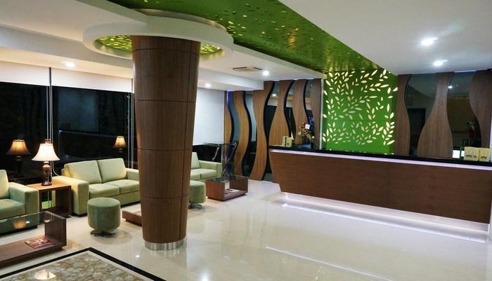 Green Eden Hotel Manado - Lobi