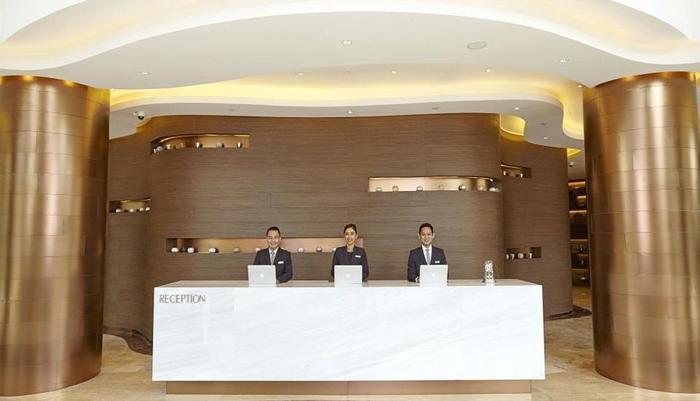Ashley Hotel Jakarta Jakarta - Resepsionis