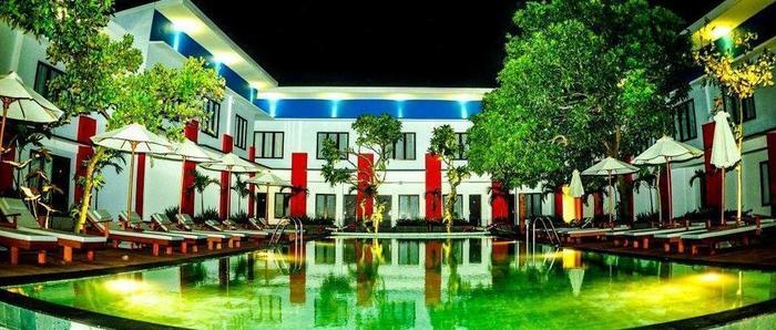 Ozz Hotel Kuta Bali - (10/Feb/2014)