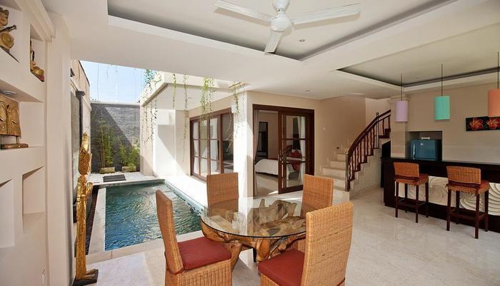 VIlla Harmony Bali - Ruang tamu
