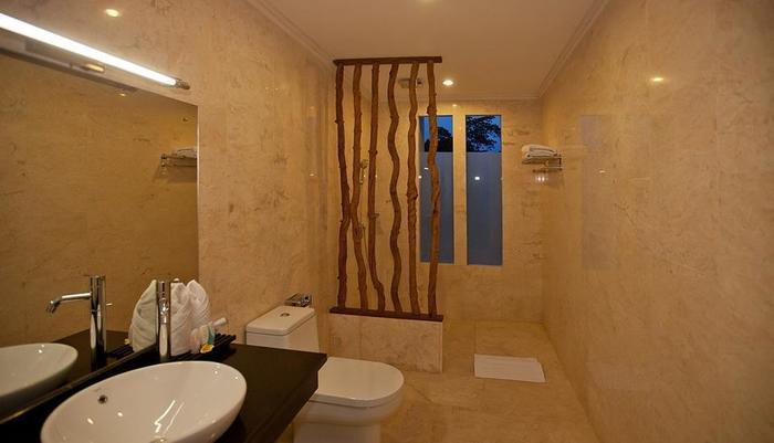 VIlla Harmony Bali - Kamar mandi