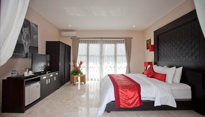 VIlla Harmony Bali - Kamar tidur