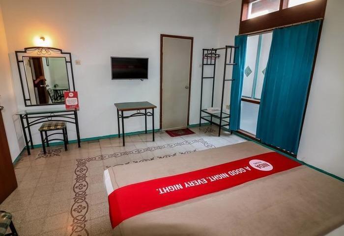 NIDA Rooms Genteng Bambu Runcing Surabaya - Kamar tamu