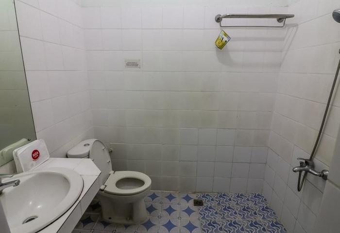 NIDA Rooms Genteng Bambu Runcing Surabaya - Kamar mandi