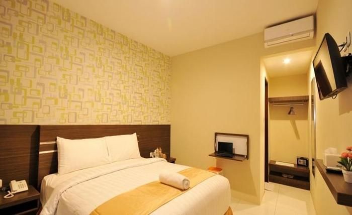 Nutana Hotel Lombok Lombok - Kamar tamu