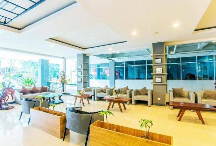 New Moonlight Hotel Bandung - Lounge