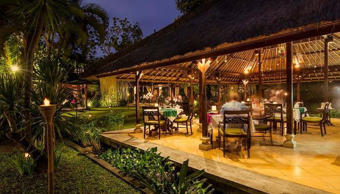The Pavilions Bali - Jahe Restoran